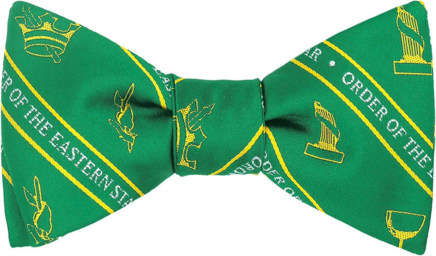 Order of the Eastern Star Bow Tie by Masonic Revival (Standard) - Green