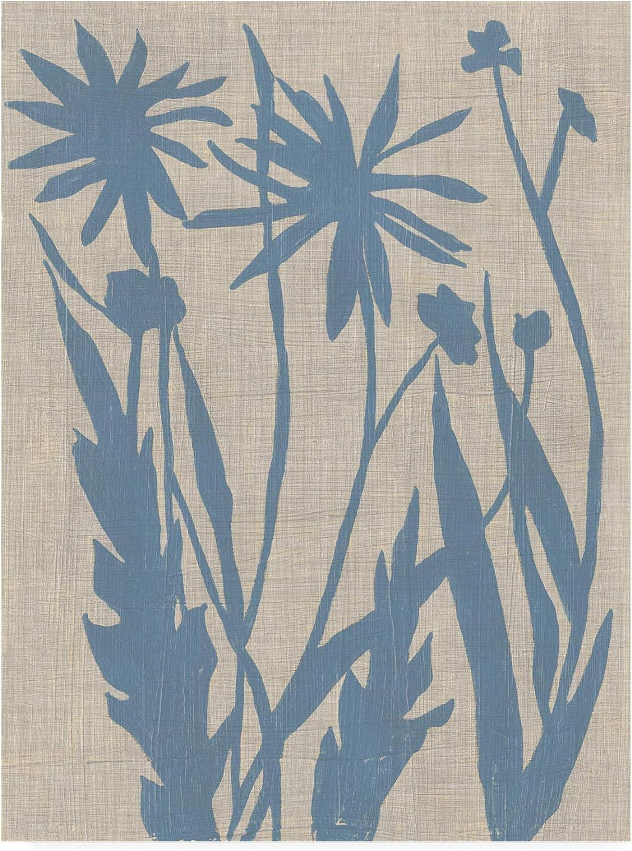 Trademark Fine Art Dusk Botanical III by Chariklia Zarris, 14x19