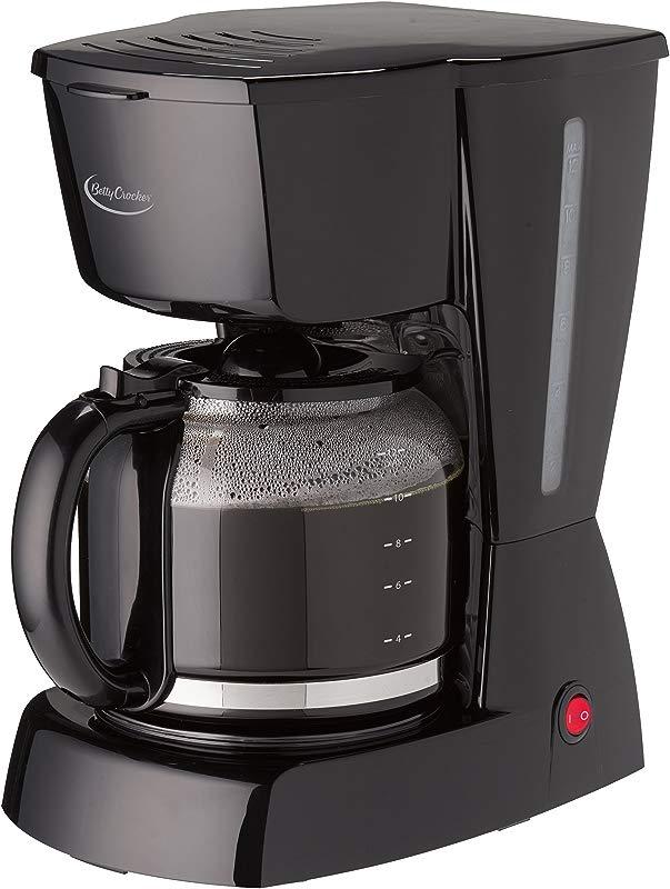 BETTY CROCKER RA41696 12 Cup Coffee Maker 13 90 X 12 50 X 8 00 Multicolor