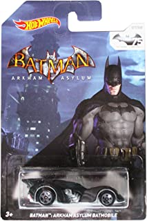 Mejor Batman Arkham Asylum Batmobile