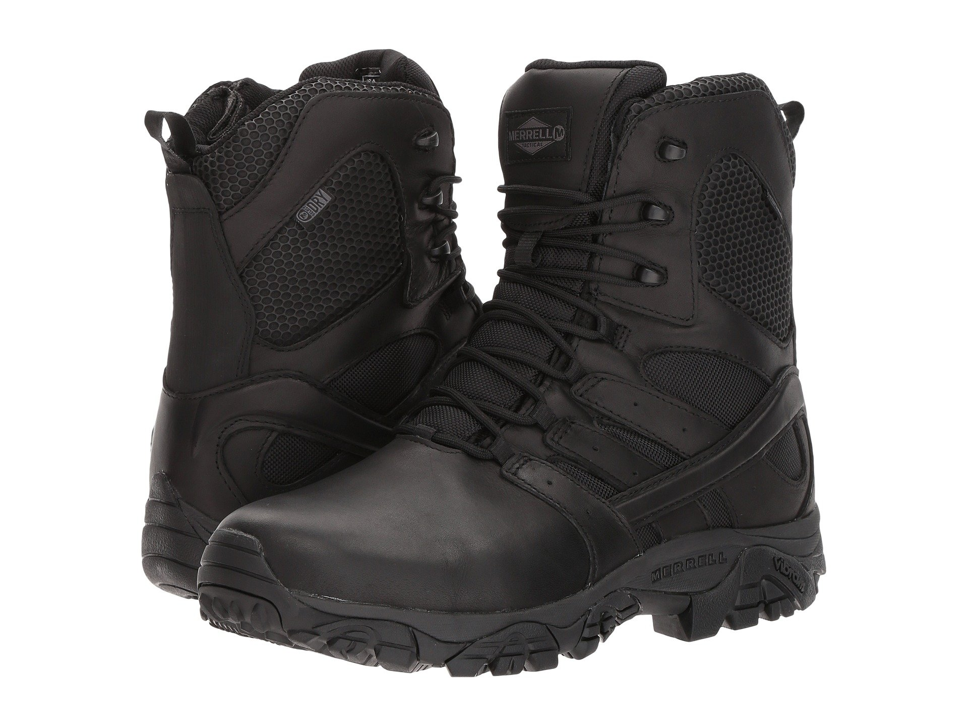 various colors attractive price soft and light Men's Merrell Work Boots + FREE SHIPPING | Shoes | Zappos.com