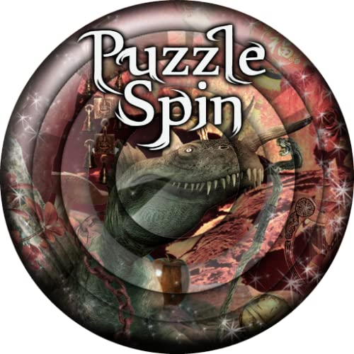Gaia and the Crystal Keepers Puzzle Spin