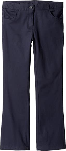 Girls Plus Bootcut Twill Pants (Big Kids)