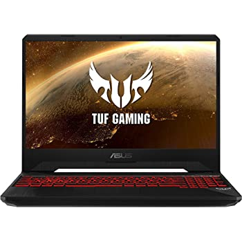 ASUS TUF Gaming FX505DY-BQ002T 15.6-inch FHD Laptop (AMD Ryzen 5-3550H/8GB/1TB HDD/Windows 10/Radeon RX 560X 4GB Graphics/2.20 Kg), Black