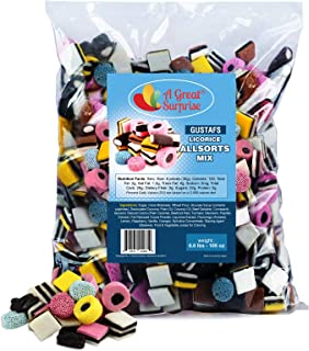 licorice allsorts bracelet