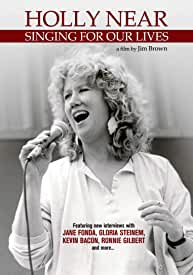 Holly Near: Singing For Our Lives arrives on DVD and Digital Dec. 17 from Omnibus and Film Movement