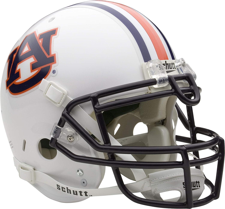 NCAA Auburn Tigers Authentic XP Football Helmet