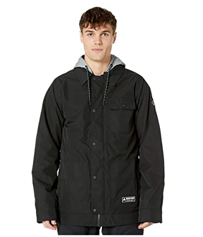 Burton Dunmore Jacket (True Black 1) Men