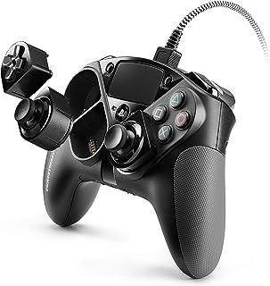 スラストマスター 【PlayStation4 公式ライセンス商品】 Thrustmaster eSwap Pro Controller PS4 コントローラー キー配置/割当のカスタマイズ可能 ゲームパッド PC 対応 【日本正規代理店保証品】 4160729