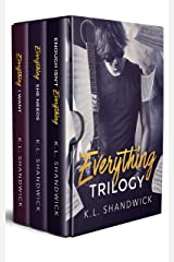 Everything Trilogy: A Second Chance New Adult Rock Star Romance Kindle Edition