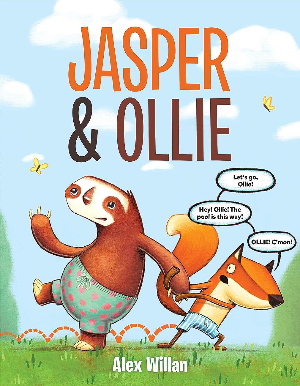 時折達成可能階段Jasper & Ollie (English Edition)