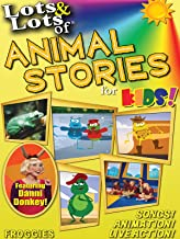 Lots & Lots of Animal Stories for Kids! - Froggies