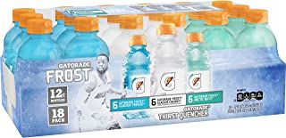 Gatorade Frost Thirst Quencher Variety Pack, 18 count