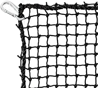 Just For Nets JFN Pro High Impact Golf Net, 24 Nylon, Black