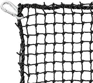 Just For Nets JFN Pro High Impact Golf Net, 24 Nylon, Black