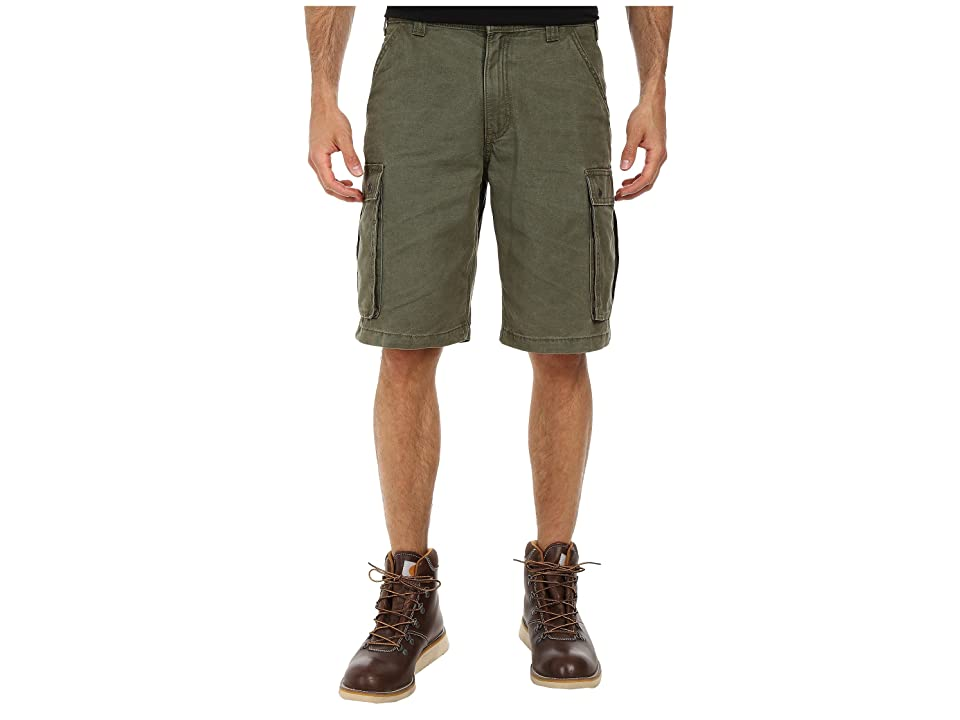 Carhartt Rugged Cargo Short (Army Green) Men's Shorts