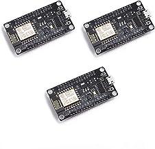 ESP8266 ESP-12E Serial WiFi Module NodeMcu Lua WiFi V3 Internet of Things Development CH340 (3 pcs)