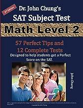 Dr. John Chung's SAT II Math Level 2 ---- 2nd Edition