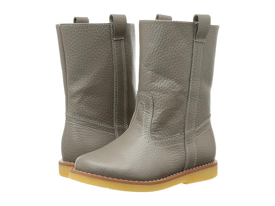 Elephantito Western Boot (Toddler/Little Kid/Big Kid) (Gray) Cowboy Boots