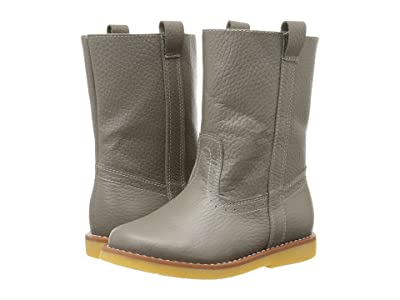 Elephantito Western Boot (Toddler/Little Kid/Big Kid) (Gray) Cowboy Boots