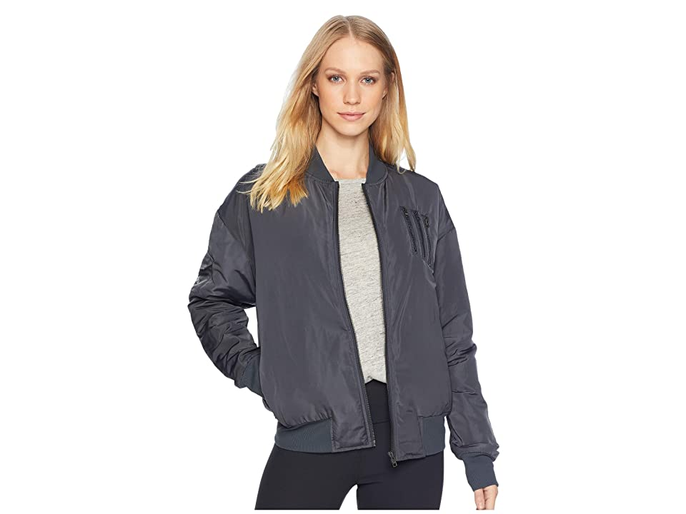 ALO Squad Jacket (Anthracite) Women