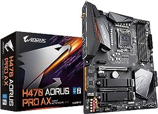 GIGABYTE H470 AORUS PRO AX マザーボード ATX [Intel H470チップセット搭載] MB4959