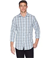 Multicolor Check Resist Spill Shirt