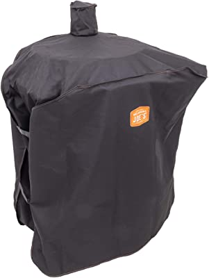 Oklahoma Joe's 8788124P04 Bronco Drum Smoker Cover, Black