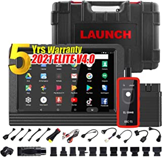 LAUNCH X431 V PRO 4.0 2021 Upgraded Model Bi-Directional Scan Tool Full System..