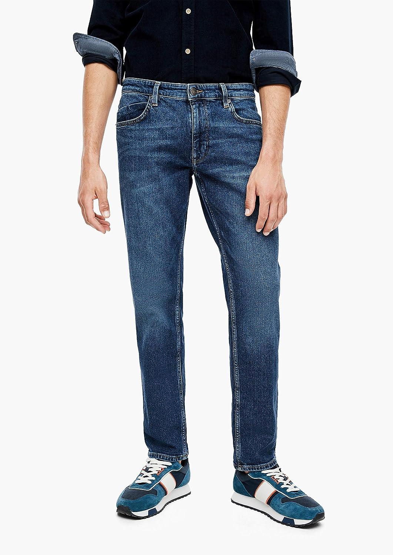 s.Oliver Jeans Homme Bleu Foncé