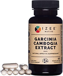 Vegan Garcinia Cambogia - Non-GMO Natural Supplement Helps Support Weight Management and May Help in Curbing Cravings - 60...