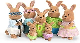 Best li l woodzeez rabbit family Reviews
