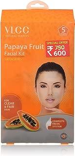 VLCC Papaya Fruit Facial Kit, 300g (Set Of 5)