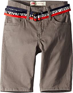 511 Slim Fit Soft Brushed Twill Shorts (Big Kids)