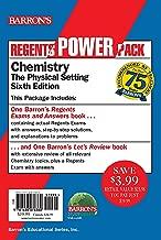 Regents Chemistry Power Pack: Let's Review Chemistry + Regents Exams and Answers: Chemistry (Barron's Regents NY)