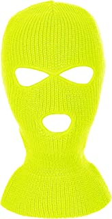 RufnTop Ski Mask for Cycling & Sports Motorcycle Neck Warmer Beanie Winter Balaclava Cold Weather Face Mask