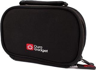 DURAGADGET Custodia per Panasonic Lumix DMC-ZS100 | GF8 | GF7 | TZ80 | ZS60 / TZ60 | ZS50 | SZ10 | TZ70 | TZ57 | FT30 | GM...
