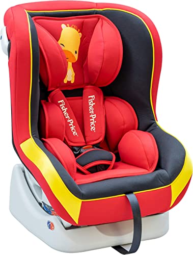 Fisher-Price - Convertible Baby Car Seat (Red)