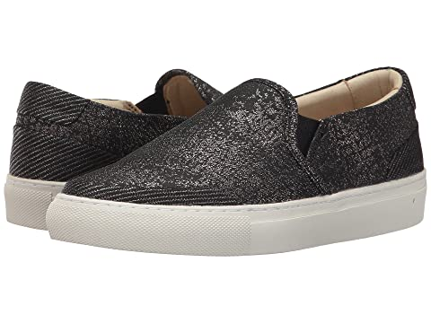 SKECHERS Vaso - Metallic Snake Print Twin Gore Slip-On