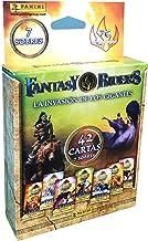 Panini-Blíster 7 Sobres Trading Cards Fantasy Riders 2. La invasión de los Gigantes (003818KBE7)