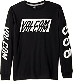 Volcom Kids - Chopper Long Sleeve Tee (Big Kids)
