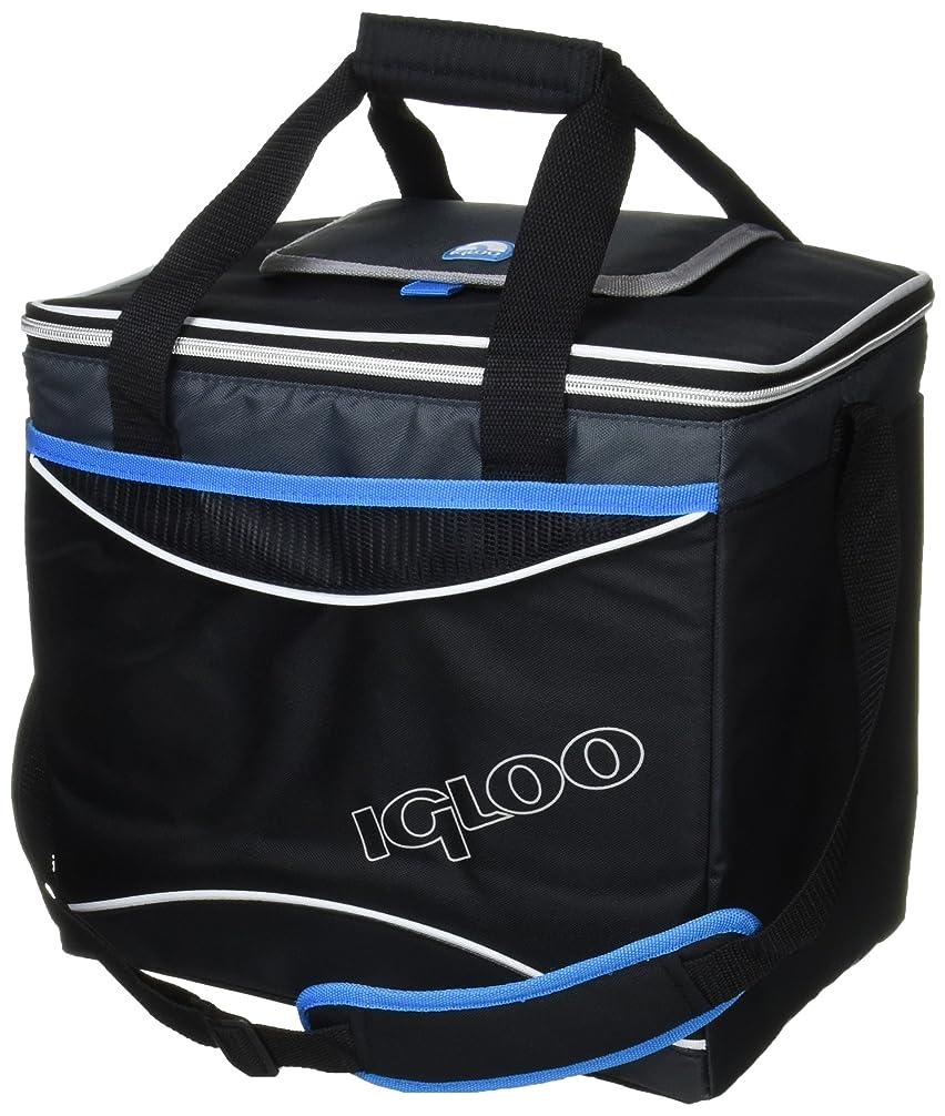 買うおびえた人類igloo(イグルー) クーラーバッグ TECH COLLAPSE & COOL 36 Electoric Blue ブルー 22Lタイプ 158537