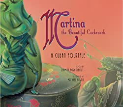 martina the cockroach book