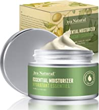 All Natural Vegan Face Moisturizer - Anti Aging Skincare Facial Moisturizing Firming and Hydrating Repair Day Cream for Face and Neck (Premium)