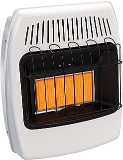 Infrared Vent Free Wall Heater (18,000 BTU, Liquid Propane)