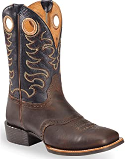 Cody James Men's Xero Gravity Gibson Saddle Vamp Western Boot Square Toe - Bbmp-613