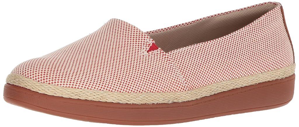 デッキ買い手先住民[Trotters] Women's Accent Ankle-High Flat Shoe