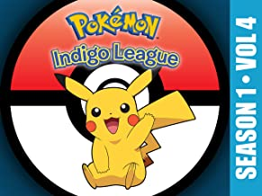 Pokémon: Indigo League-Volume 4