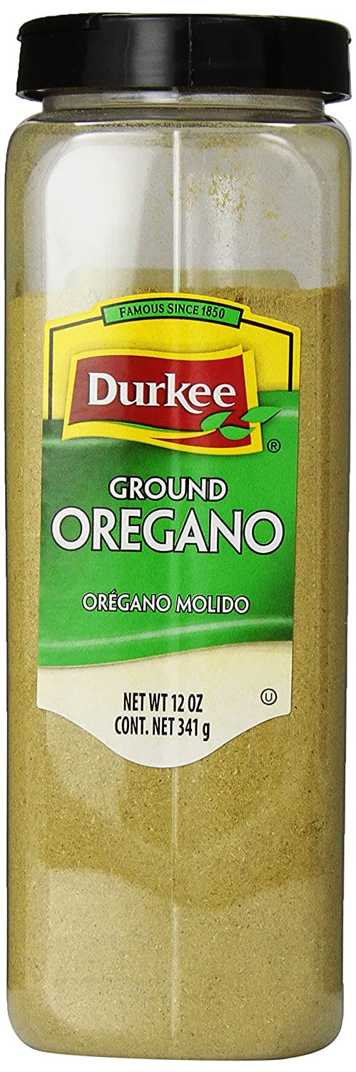 Durkee Beauty products Ground High material Oregano 12-Ounce