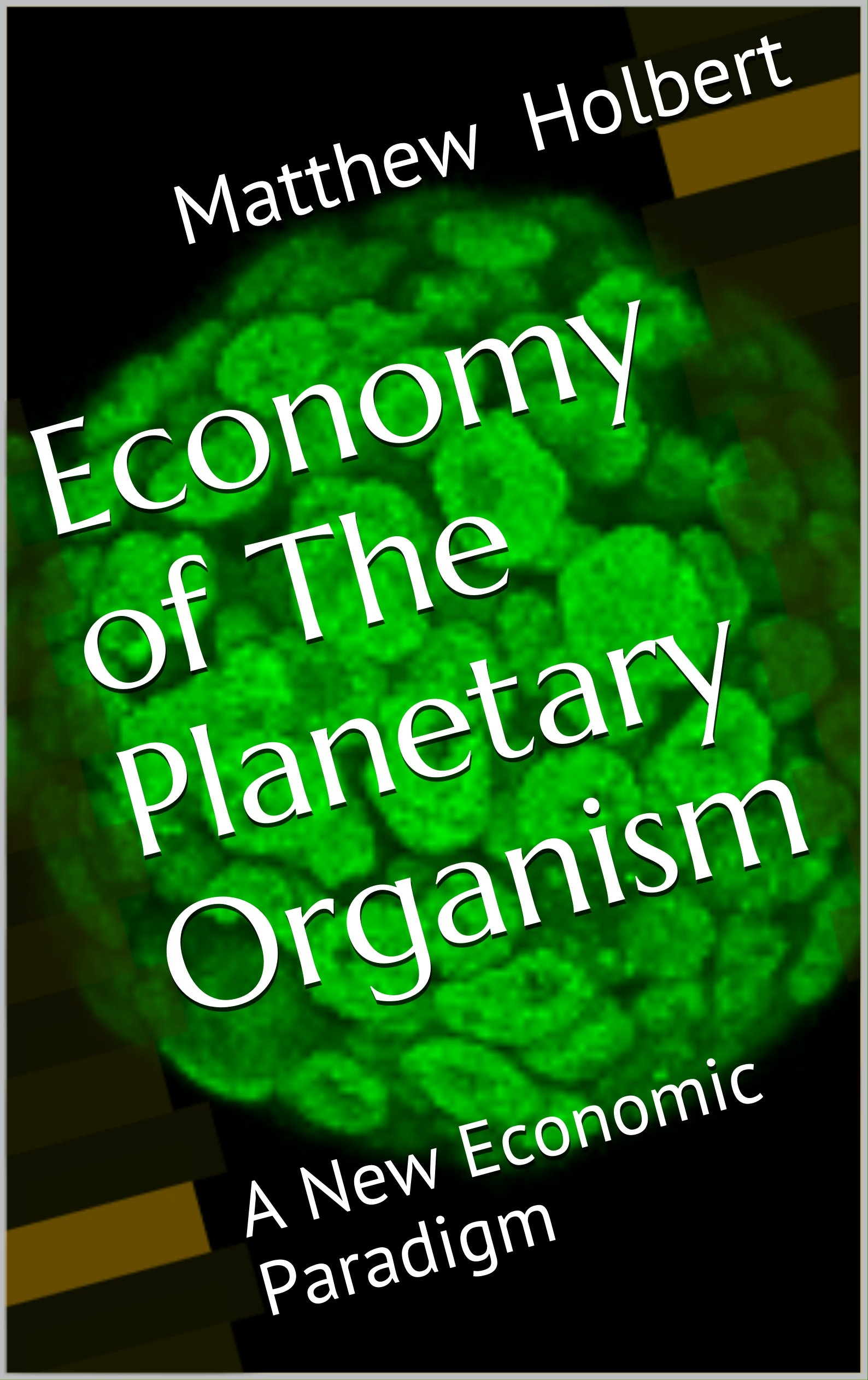 Economy of The Planetary Organism: A New Economic Paradigm